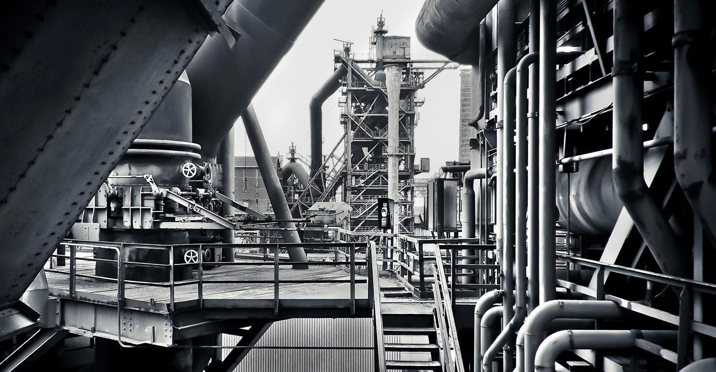 edilizia industriale