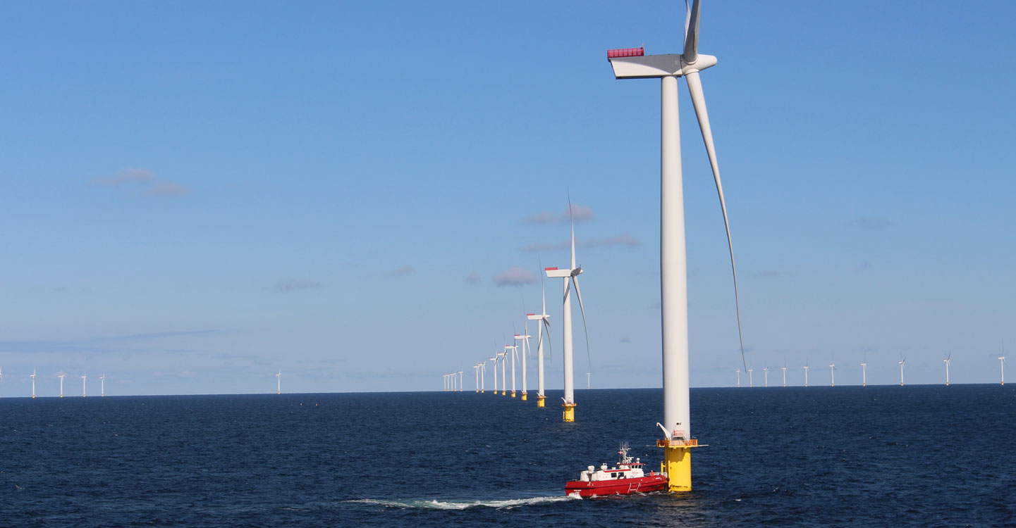 turbine offshore