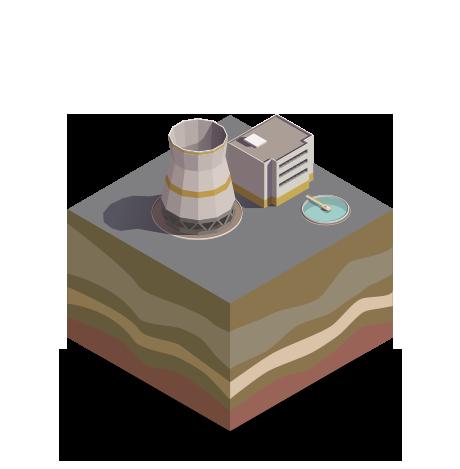 infrastrutture nucleari monitoraggio manutenzione