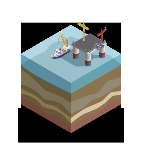 infrastrutture marine costruzione