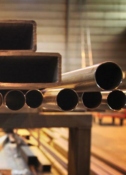 laboratorio di metallurgia
