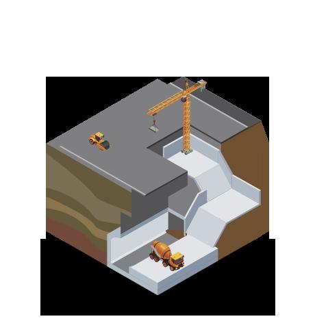 metropolitane fase costruzione