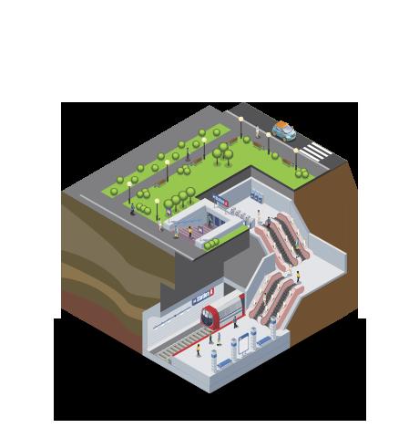metropolitane fase monitoraggio manutenzione