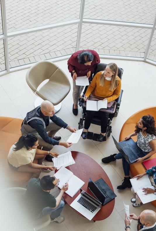 impegno persone handicap
