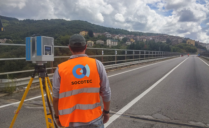 Monitoraggio ponte Cannavino