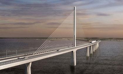 Ponte Storstrøm miniatura