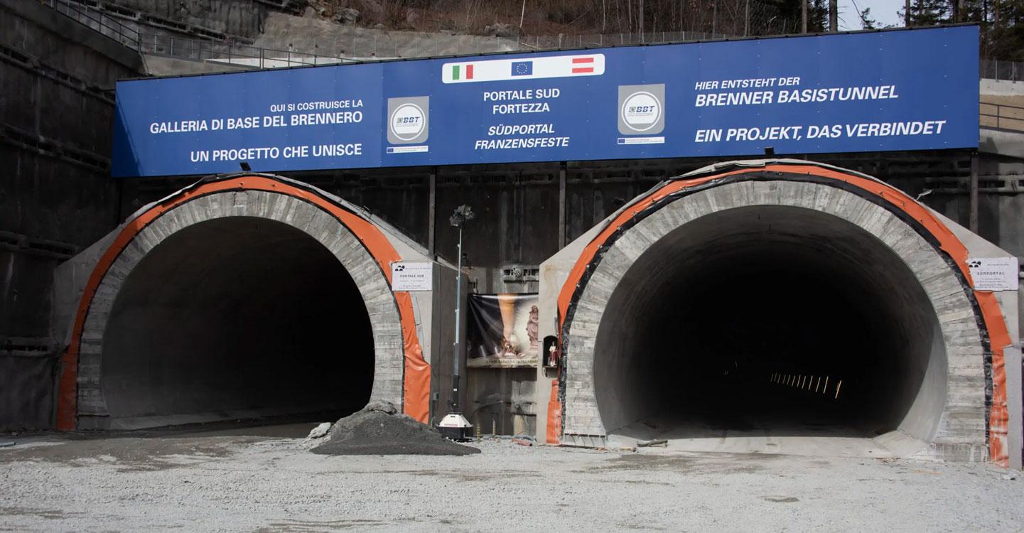 Tunnel di Base del Brennero