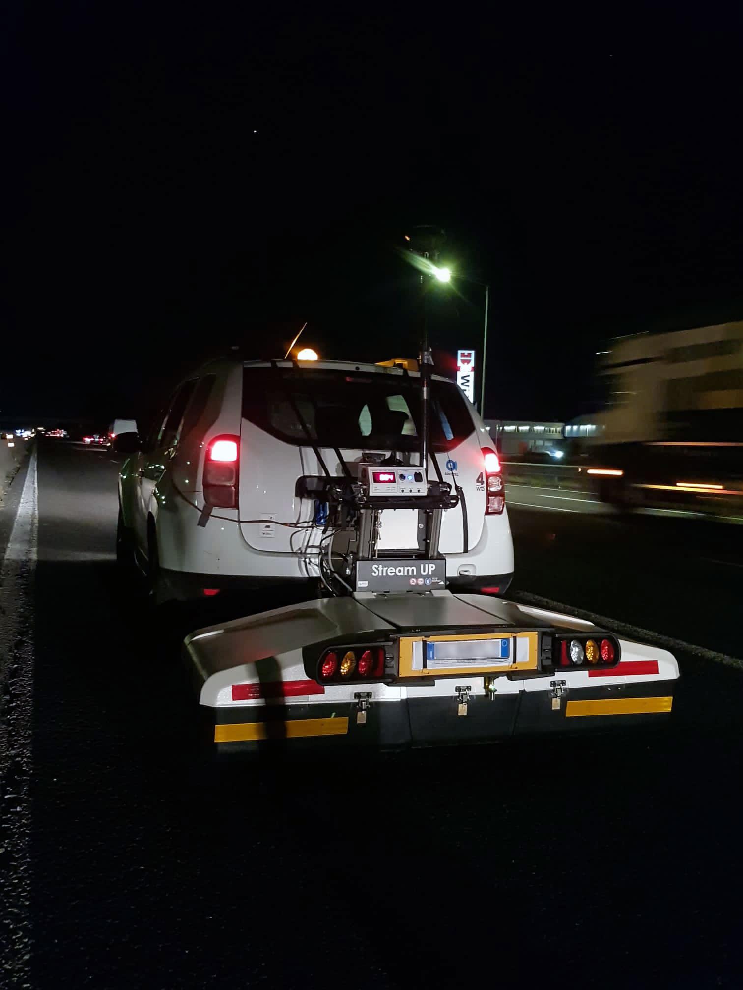 STREAM UP autostrade indagine